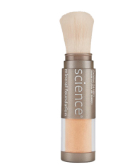 Foundation Brush SPF 20 Light Ivory