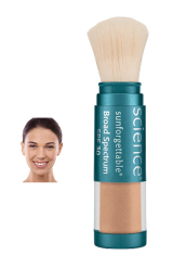 Sunforgettable Brush on Sunscreen SPF 30 Tan